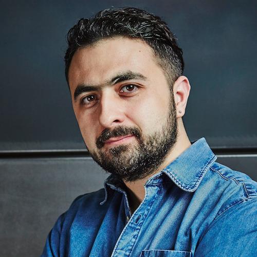 Mustafa suleyman avatar
