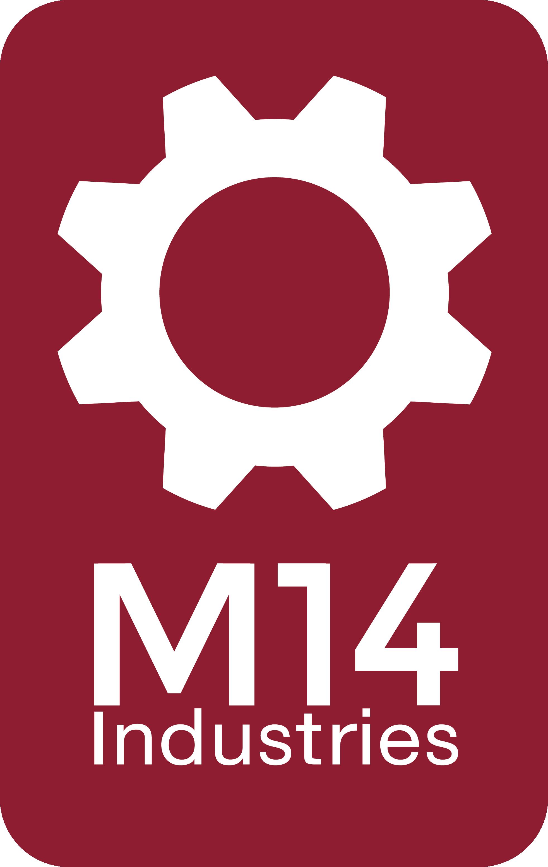 M14 logo a4
