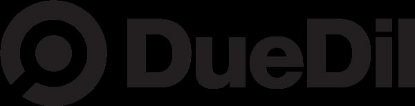 Duedil logo black