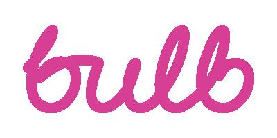 Bulb logo pink 225 rgb